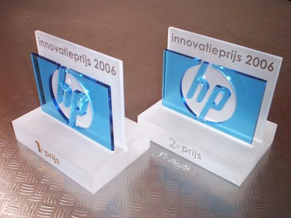 HP Laser award